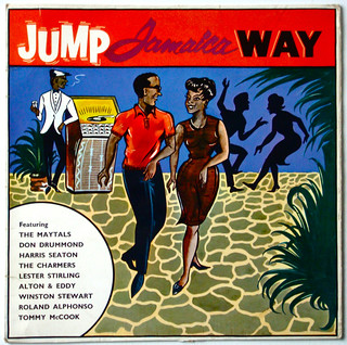 """Jump Jamaica Way"" Ska Beat Records 1963"