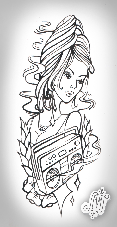 Urban Ghetto Drawings Ghetto Tattoo