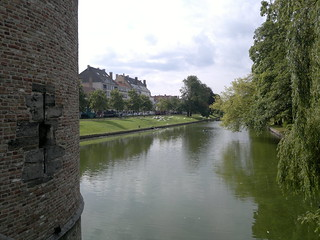 Billede af Ezelpoort. belgium