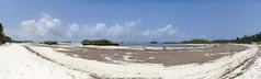 The Watamu beach on Low Tide (1st try)