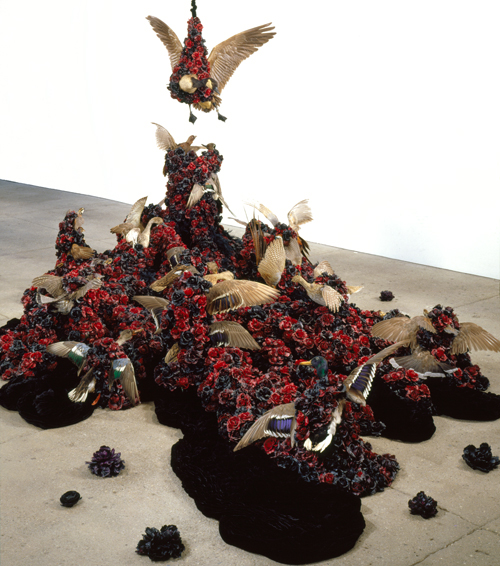 """Everything That Rises Must Converge"" by Petah Coyne"