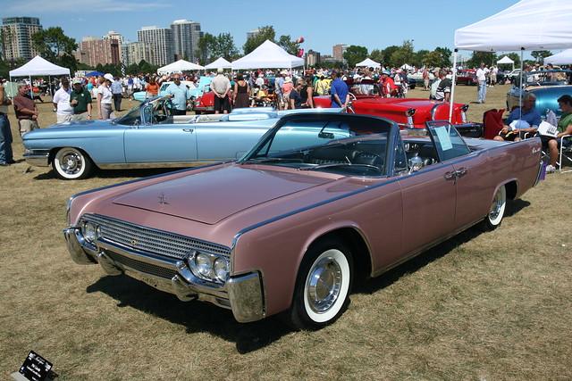 1961 lincoln continental convertible sedan flickr photo sharing. Black Bedroom Furniture Sets. Home Design Ideas