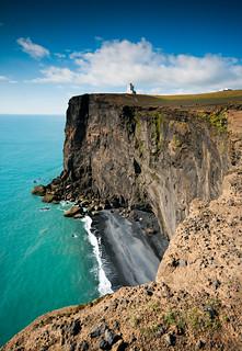 Dyrholaey Cliffs