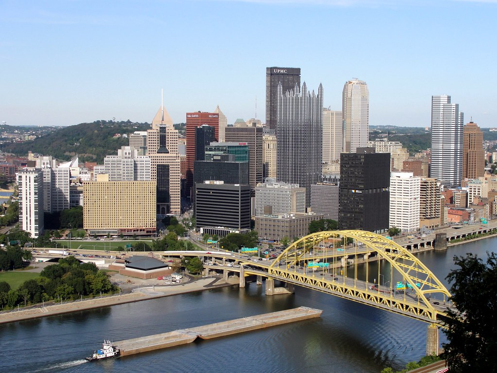 Downtown Pittsburgh Hotels North Shore