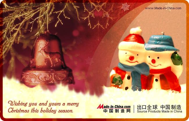 Beautiful Christmas Cards: Warm Design Inspiration
