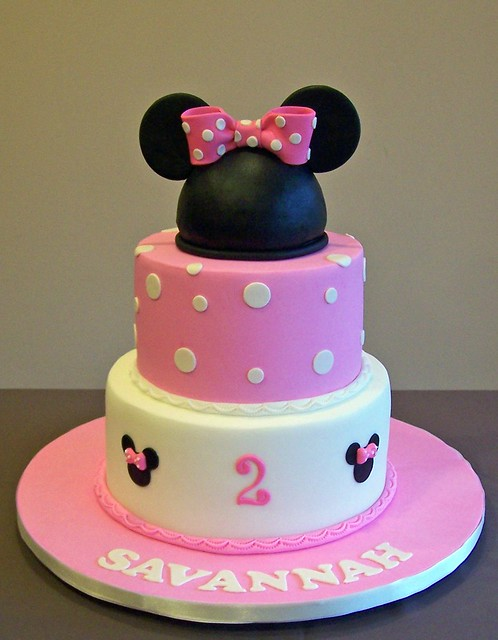 Cake Designs Minnie Mouse : 6107681404_cd75a12d53_z.jpg