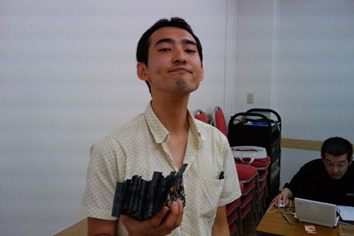 GPT Hiroshima - Chiba 1st Champion : Harada Masao