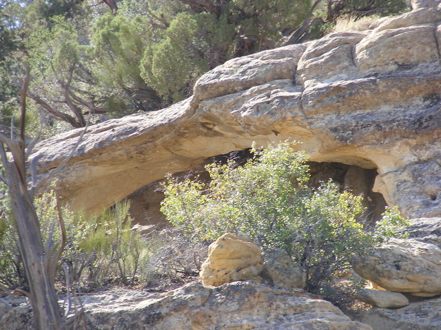 New Mexico Natural Arch NM-280