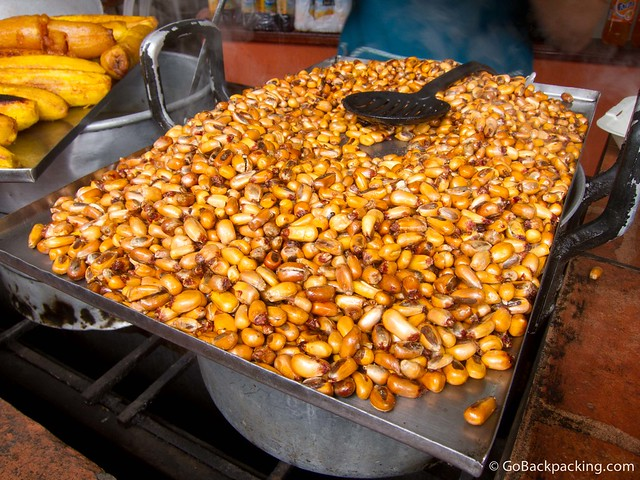 Ecuadorian food typical traditional cuisine choclo forumfinder Images