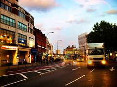 Lewisham by Twilight