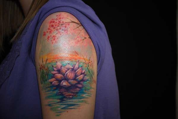 Lotus Flower Tattoo | Flickr - Photo Sharing!
