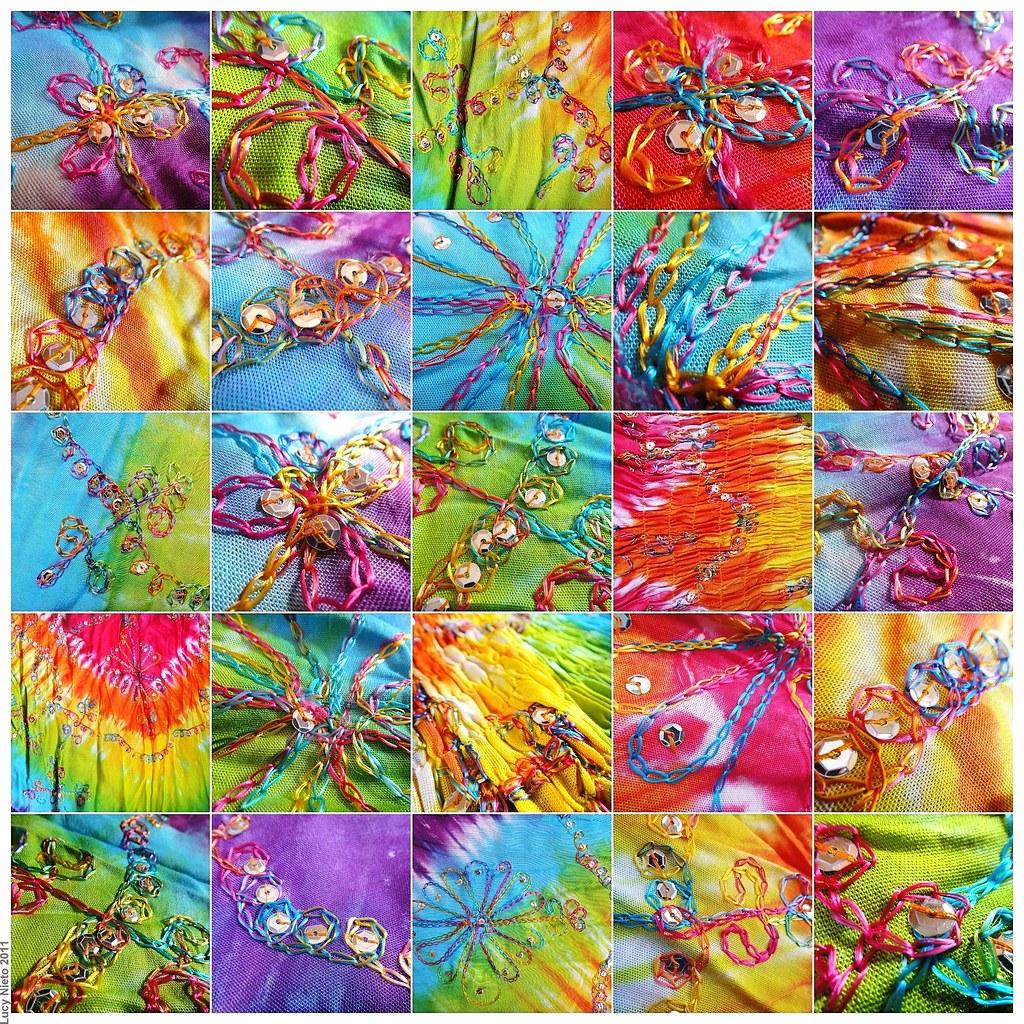 Mosaico tela de colores iii 110912 med flickr - Mosaicos de colores ...
