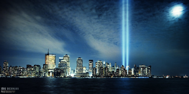 6141683786 07c920f6dd z Amazing Photos Of The 9/11 Tribute In Light