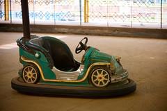 Old Bumper Car
