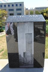 1 World Trade Center Time Marker