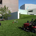 Walker Art Center - the american lawn and ways to cut it