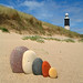 Spurn Head Pebble Queue & Lighthouse