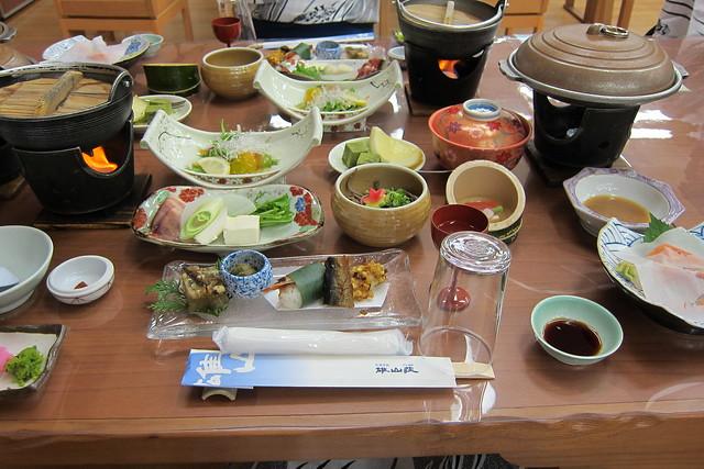 Photo:里湯昔話 雄山荘 一日目夕食 #1 By Hisashi Photos