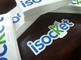 iSocket Sticker
