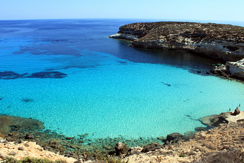 Honeymoon hideaways: Lampedusa, Italy