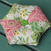 AccuQuilt Hexagons and Triangles Pincushion