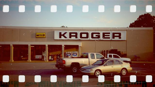 クローガーの店舗