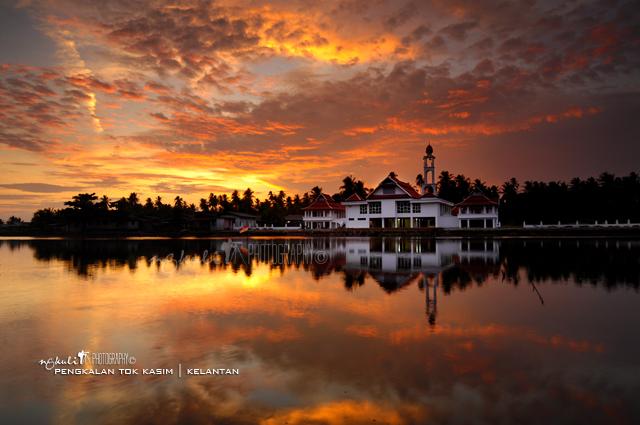 After Dawn @ Pengkalan Tok Kasim
