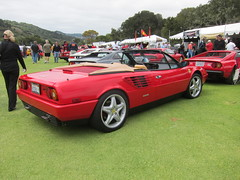 automobile, vehicle, ferrari mondial, ferrari gt4, ferrari s.p.a., land vehicle, luxury vehicle, convertible, supercar, sports car,