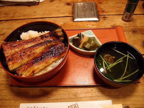 うな丼/Unadon