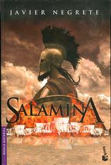 Javier Negrete, Salamina
