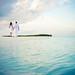 Romance in the Maldives