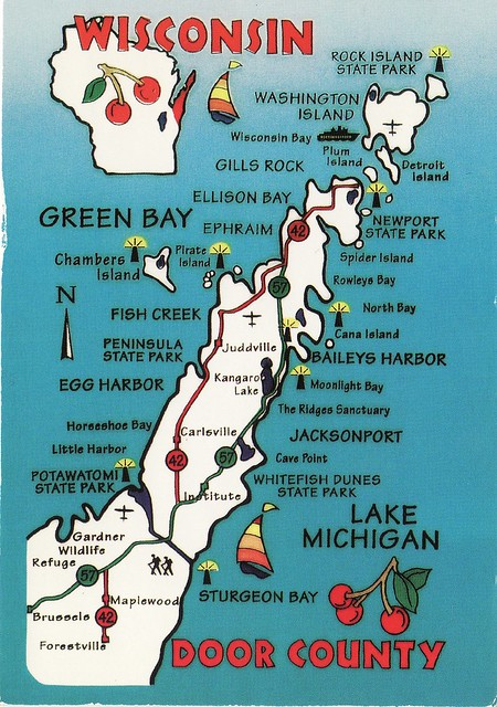 Door county highlights flickr photo sharing for Fish creek wi weather