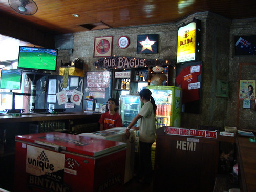 Pub Bagus....old Aussie Bar by Vasenka