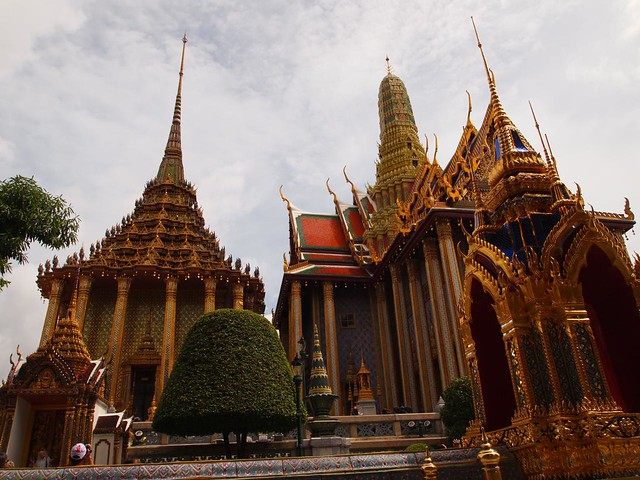 Wat Phra Kaew and Grand Palace