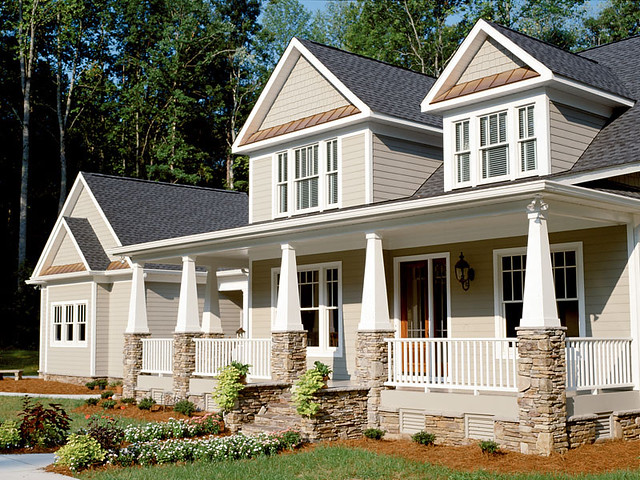Arts and crafts brown flickr photo sharing for Arts and crafts exterior paint colors