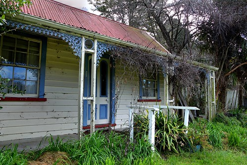 Stanbury Cottage  built 1879.  I have tagged thi...