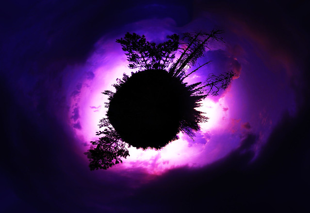 trippy planets - photo #11