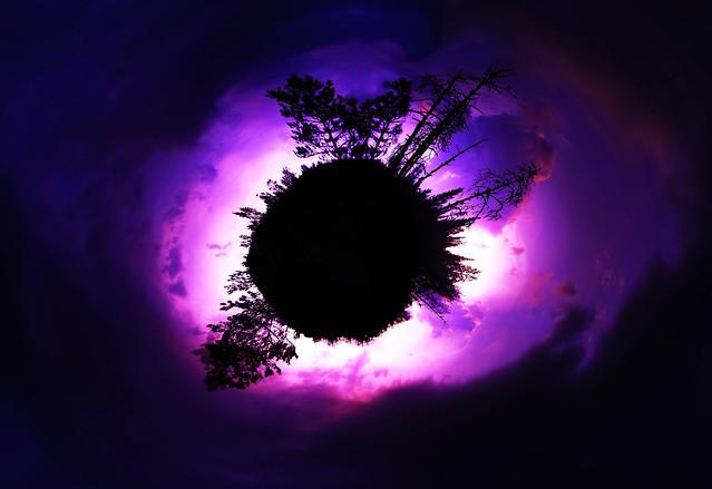 trippy planets - photo #11