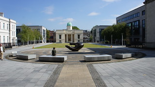 Das Department of Education and Skills (irisches Bildungsministerium), in Dublin. Photo: Yukino Miyazawa / flickr