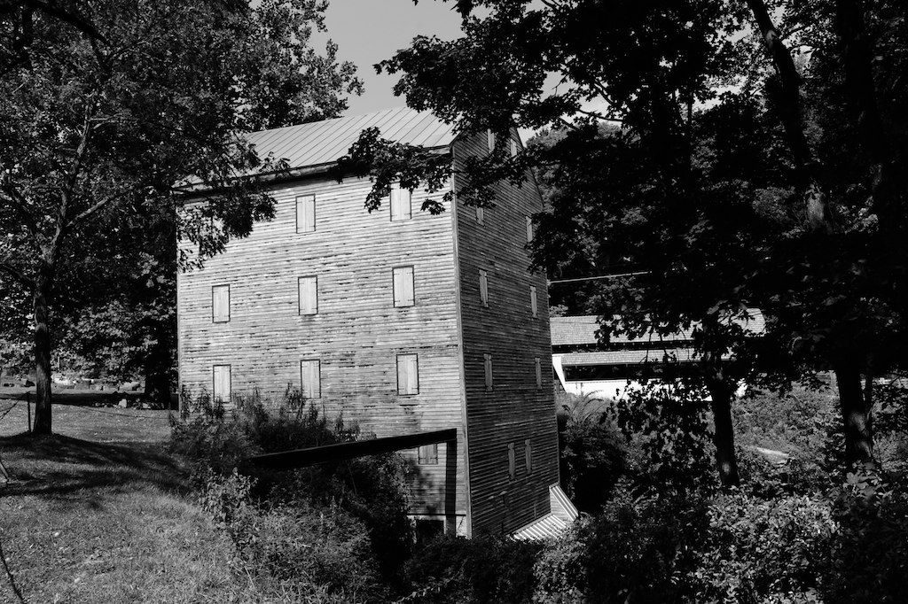 Rock Mill, Oldest Mill In Ohio