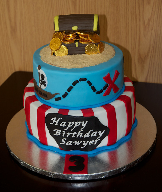 Images Pirate Birthday Cake : photo