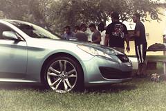 automobile(1.0), automotive exterior(1.0), wheel(1.0), vehicle(1.0), automotive design(1.0), rim(1.0), hyundai genesis coupe(1.0), bumper(1.0), land vehicle(1.0),