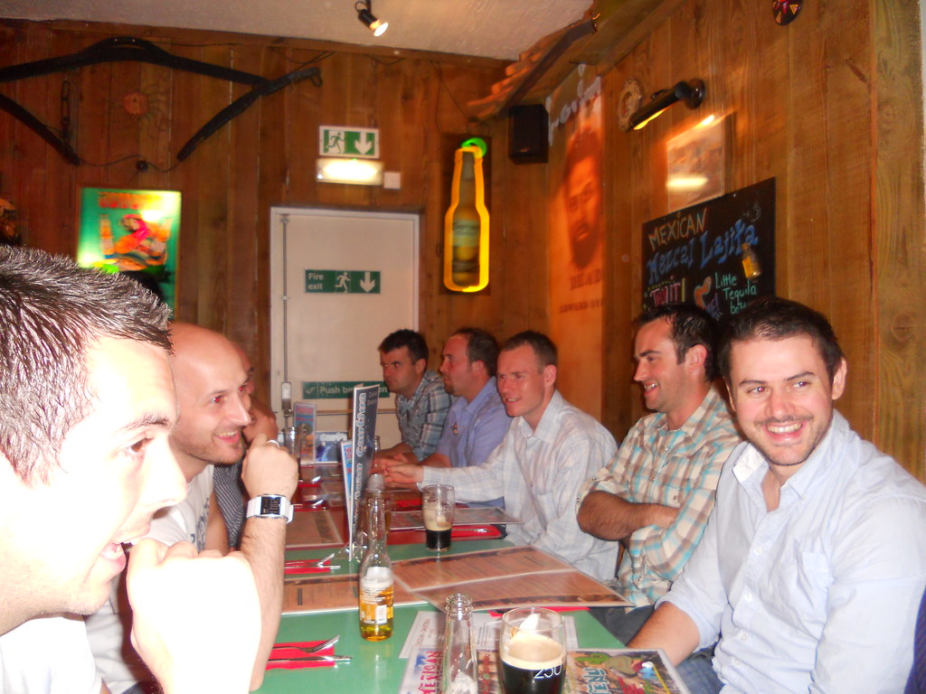 Lee's Stag Do Group