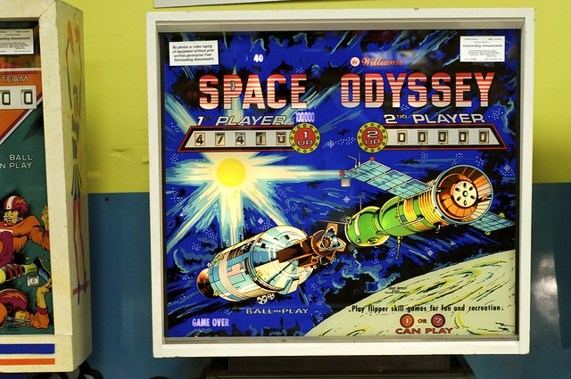 Space Mission Pinball Machine Value - Pics about space
