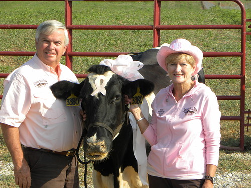 Jimmy & Kathy Carter with Belle