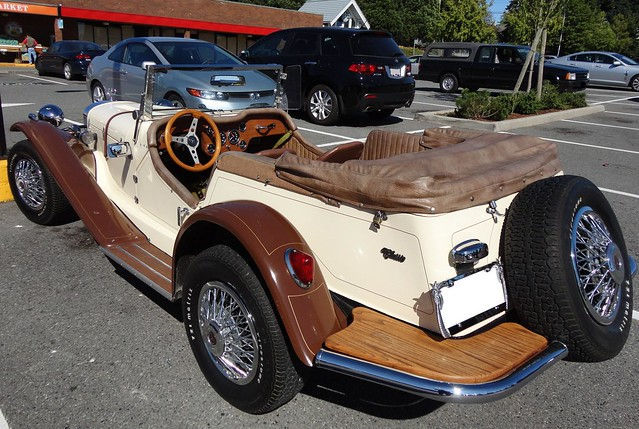 1929 mercedes benz ssk quot roadster classic motor carriages replica kit