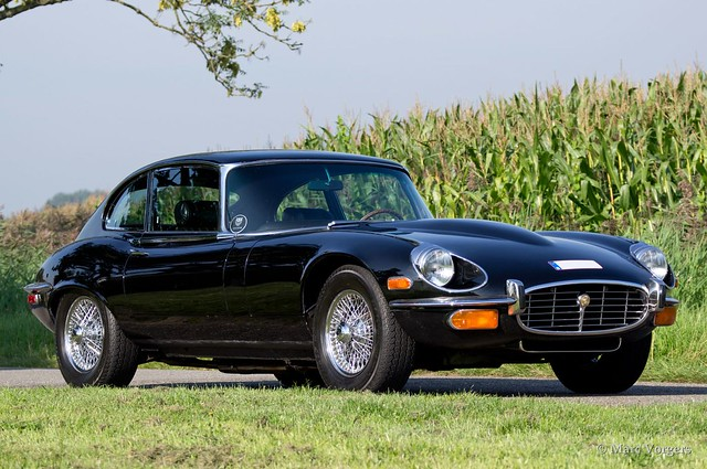 1971 Jaguar E-type V12 FHC | Flickr - Photo Sharing!