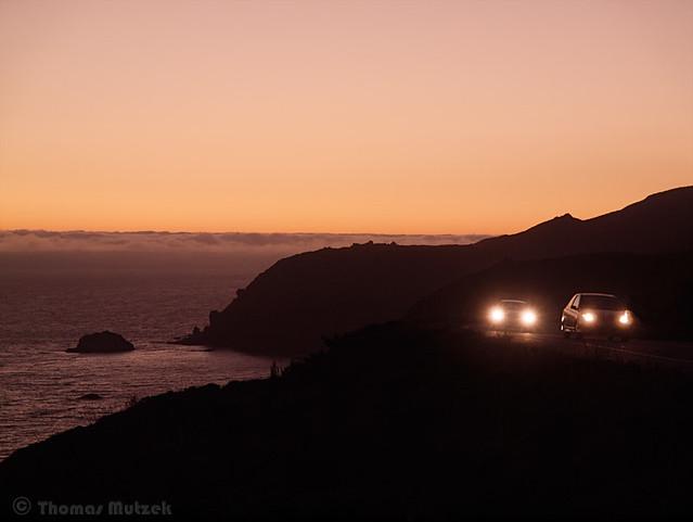 Highway 1, Marin, California