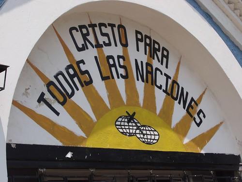 CPTLN Venezuela office in Barquisimeto in 2003.