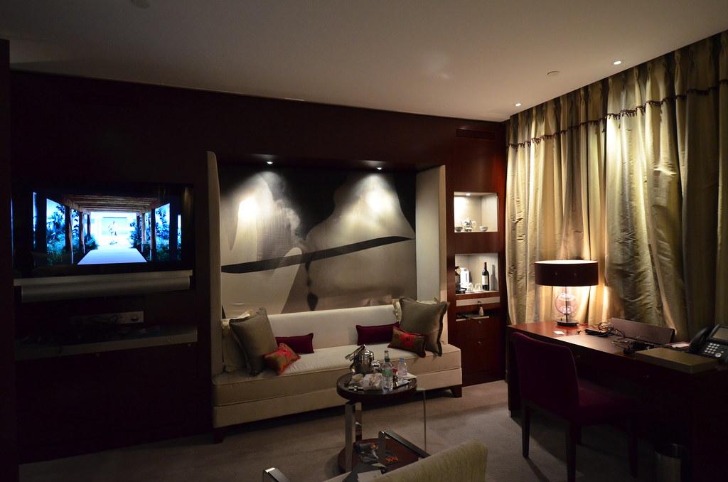 Mandarin Oriental Paris : Mandarin Room